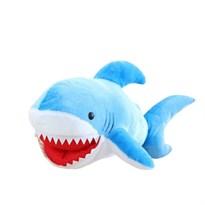 Плюшевая игрушка зубастая акула (90 см) купить в России с доставкой