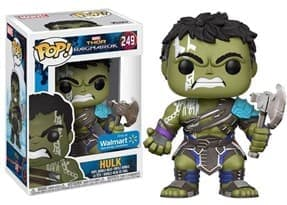Фигурка Халк Ексклюзив Поп (Hulk funko pop Walmart Exclusive) № 249