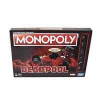 Настольная игра Монополия Дэдпул (Marvel Deadpool Edition Monopoly Game)