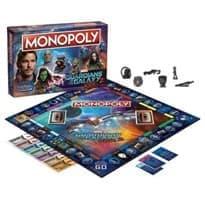 Настольная игра монополия Стражи Галактики (Guardians of the Galaxy Vol. 2 Monopoly Game)