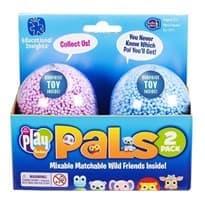 Набор из 2 капсул шарикового пластилина (Educational Insights Playfoam Pals 2-Pack)