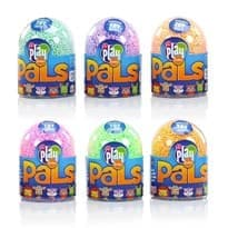 Набор из 6 капсул шарикового пластилина (Educational Insights Playfoam Pals Series 1, Multicolor)