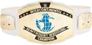 Пояс интерконтинентального чемпиона WWE (WWE Intercontinental Championship Title Belt)