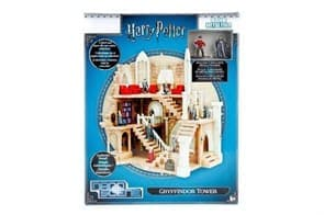 Конструктор Башня Гриффиндора (Harry Potter Gryffindor Tower) 31 деталь + 2 фигурки