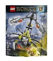 Конструктор Бионинкл Скорпион (Skull Scorpio Building Kit) 107 деталей