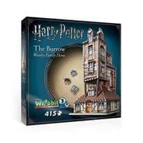 Конструктор Дом семейства Визли (Weasley Family Home) 415 деталей