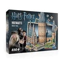Конструктор Башня Хогвардс (3D Hogwarts Great Hall) 850 деталей