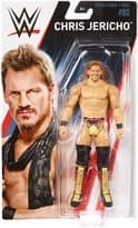 Подвижная фигурка Крис Джерико (Jericho Action WWE) 15 см