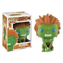 Фигурка Funko POP Street Fighter: Blanka (Стрит Файтер Бланка) #140