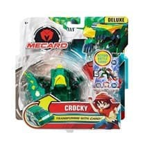 Мекард Кроки Делюкс (Mecard Crocky Deluxe Mecardimal Figure)