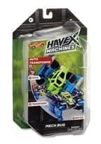 Машинка трансформер Механический жук (Havex Machines Mech Bug)