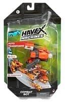 Машинка трансформер Боевой Робот (Havex Machines Combat Bot)