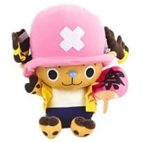 Плюшевый Чоппер Ван Пис (One Piece Chopper Plush) 30 см