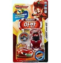 Игровой Набор Аван (AVAN Battle Bumper Watchcar) версия Light and Go Watchcar