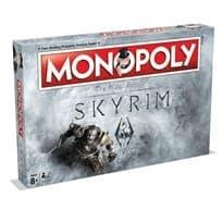 Настольная игра Монополия Скайрим (Skyrim Monopoly Board Game) купить