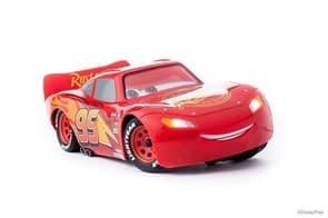Роботизированная машинка Молния МакКуин (Ultimate Lightning McQueen by Sphero)