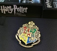 Значок Факультеты Хогвартс (Гарри Поттер) купить