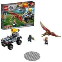 Лего Охота на Птеранодона (Jurassic World Pteranodon Chase 75926) 126 деталей купить в Москве