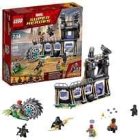 Лего Атака Корвуса Глейва (LEGO Marvel Infinity War Corvus Glaive 76103) 416 деталей