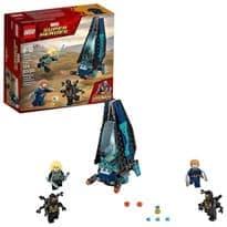 Лего Атака Оутрайдеров (LEGO Marvel Infinity War Outrider Attack 76101) 124 детали