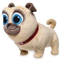 Плюшевый мопс Ролли (Дружные мопсы Puppy Dog Pals) 30 см купить в Москве