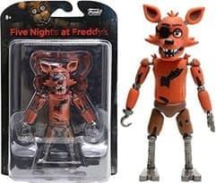 Фокси (Foxy) из 5 ночей с Фредди Светится в темноте (Glow in the Dark Foxy EXCLUSIVE) 13 см