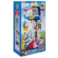 Набор игрушек башня Щенячий Патруль (Paw Patrol) - База с перископом (со звуком и светом) на Super01.ru