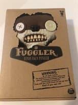 Плюшевый коричневый монстр Fuggler 27 см на super01.ru