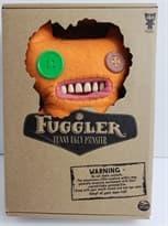 Плюшевый оранжевый монстр Fuggler 27 см на сайте Super01.ru