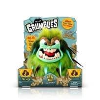 Дрожащий Grumblies (Грамблз) Тремор зеленого цвета 20 см