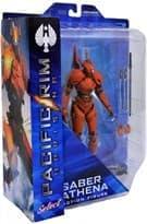 Двигающаяся фигурка робот Афина (Robot Saber Athena) из фильма Тихоокеансий рубеж на сайте Super01.ru