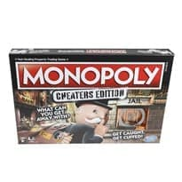 Настольная игра Монополия для Читеров (Monopoly Cheaters Edition) купить