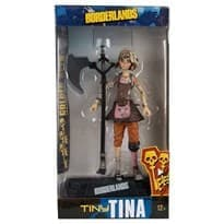 Подвижная фигурка Тина (Tina Action Figure) из игры Бордерлендс