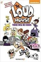 Книга Шумный дом № 1 (The Loud House #1 :There Will Be Chaos) купить в Москве