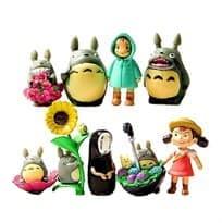 Набор фигурок с мультфильма Тоторо в Москве