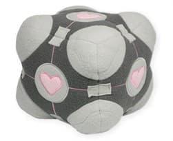 Мягкая игрушка Утяжеленный куб-компаньон (Weighted Companion Cube Plush)  купить в Москве