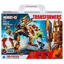 Конструктор Атака Гримлока (Transformers Grimlock Attack) 196 деталей купить в Москве
