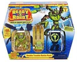 Капсула Ready2Robot (набор Double Trouble) купить в Москве