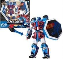 Подвижная игрушка Защитник Стеготанк (Geo Mecha Guardian STEGOTANK Transformer) купить