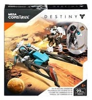 Конструктор Mega Construx Destiny EV41 Racing Sparrow 99 деталей
