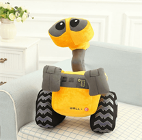 Мягкая игрушки Валл-и (Wall-E) 25 см купить