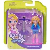 Кукла Полли Покет с пого (Pogo-A-Gogo Polly) купить