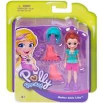 Кукла Лила с бластером (Roller Chic Lila) из мультильма Полли Покет купить