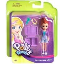 Кукла милашка Лила (Totes Cute Lila) из мультильма Полли Покет купить