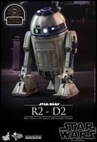 Фигурка Робот Р-2 Д-2 (Hot Toys R2-D2) 18 см купить