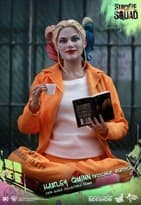 Фигурка Харли Квинн (Hot Toys Harley Quinn (Prisoner Version)) 28 см купить