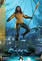 Фигурка Аквамек (Hot Toys Aquaman) 33 см купить