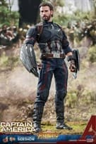 Фигурка Стив Роджерс (Hot Toys Captain America) 31 см купить