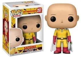Фигурка Сайтама Ванпанчмен (Funko Pop One Punch Man-Saitama) № 257 купить