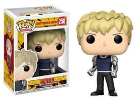 Фигурка Генос (Funko Pop One Punch Man-Genos) № 258 купить